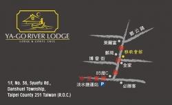 雅歌會館地圖